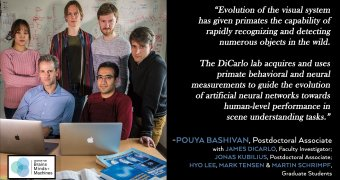 Pouya Bashivan: Neuro-Computational Vision