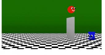 Screenshot from video clip.