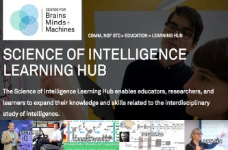 The Science of Intelligence Learning Hub is now online!
