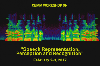 Speech representation, perception and recognition workshop