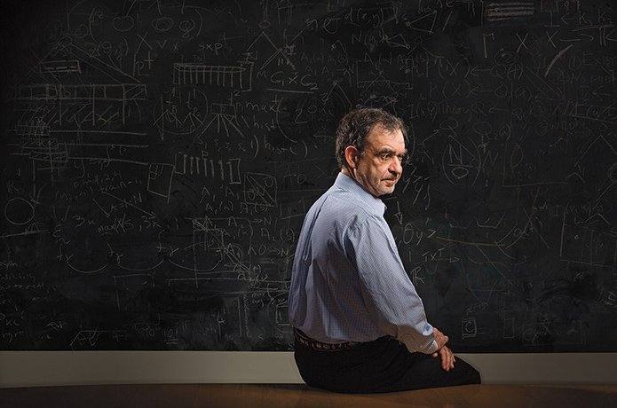 Tomaso Poggio, the Eugene McDermott Professor of Brain and Cognitive Sciences, and director of the Center for Brains, Minds, and Machines. Photo: Jason Grow
