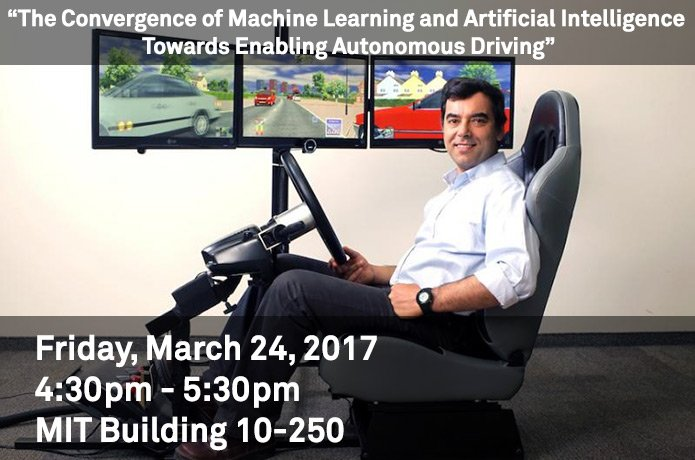 The Convergence of Machine Learning and Artificial Intelligence Towards Enabling Autonomous Driving