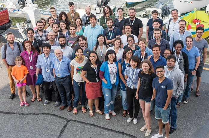 BMM Summer Course 2017 group photo