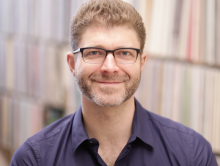 Photo of Prof. Josh McDermott