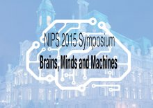 Logo for NIPS 2015 Symposium: Brains, Minds and Machines