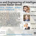 The Science and Engineering of Intelligence: A bridge across Vassar Street
