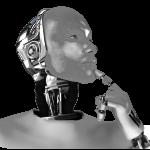 thinking robot