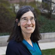 Photo of Prof. Elizabeth Spelke