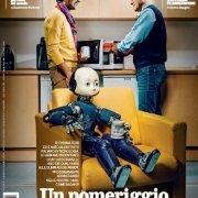 Cover of Il Venerdi di Repubblica, May 22, 2015