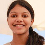 photo of Malvika R. Joshi