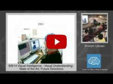 Embedded thumbnail for Shimon Ullman: Visual Understanding: State of the World, Future Directions