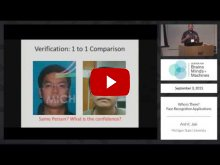 Embedded thumbnail for Face Recognition Applications: State of the Art