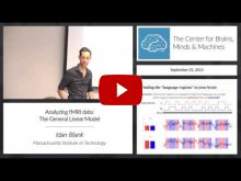 Embedded thumbnail for 9.71 - Analyzing fMRI data: The General Linear Model [Part 2]