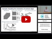 Embedded thumbnail for Decoding cognitive function with MEG: Recent advances, challenges, and future prospects
