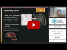Embedded thumbnail for Predicting and perceiving degraded speech