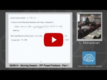 Embedded thumbnail for Tomaso Poggio: Learning as the Prototypical Inverse Problem