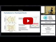 Embedded thumbnail for Tutorial: Psychophysics and Data Analysis (44:52)