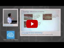 Embedded thumbnail for Joint Video-Text Parsing and Query Answering