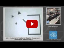 Embedded thumbnail for Laura Schulz: Cognitive Development and Commonsense Reasoning, Part 1