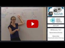 Embedded thumbnail for fMRI Bootcamp Part 7 - Representational Similarity (47:55)