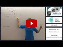 Embedded thumbnail for fMRI Bootcamp Part 4 - Multivariate Analysis