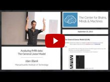 Embedded thumbnail for 9.71 - Analyzing fMRI data: The General Linear Model [Part 4]