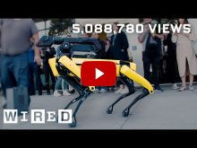 Embedded thumbnail for How Boston Dynamics' Robot Videos Became Internet Gold