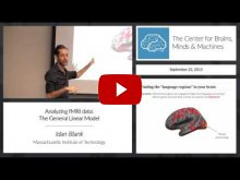 Embedded thumbnail for 9.71 - Analyzing fMRI data: The General Linear Model [Part 1]