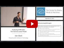 Embedded thumbnail for 9.71 - Analyzing fMRI data: The General Linear Model [Part 3]