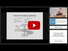 Embedded thumbnail for Decision Making Systems