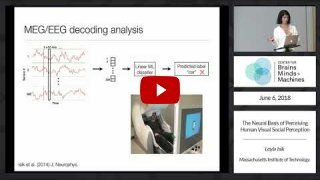 Embedded thumbnail for The Neural Basis of Perceiving Human Visual Social Perception (37:39)