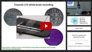 Embedded thumbnail for Tools for mapping and repairing the brain [part 2]