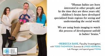 Rebecca Saxe: Social Development