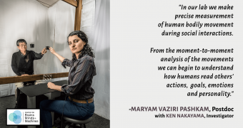 Maryam Vaziri-Pashkam: Social Side of Movements