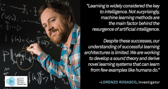 Lorenzo Rosasco: Machine Learning