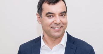 Photo of Prof. Amnon Shashua