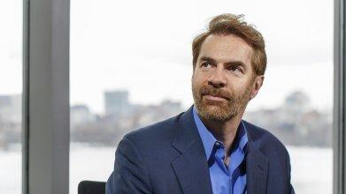Photo of Prof. Erik Brynjolfsson