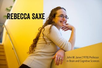 Photo of Prof. Rebecca Saxe