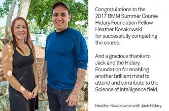 BMM 2017 Summer Course Hidary Fellow: Heather Kosakowski