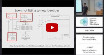 Embedded thumbnail for Transformative Generative Models
