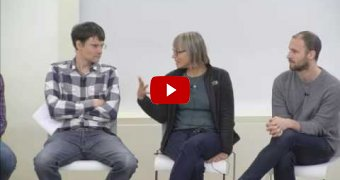 Embedded thumbnail for CBMM Research Meeting: Panel Discussion with Niko Kriegeskorte - Deep Networks, The Brain and AI