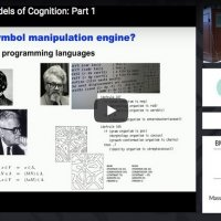 Computational Models of Cognition: Part 1