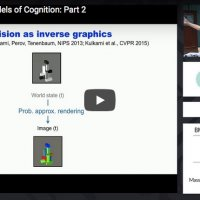Computational Models of Cognition: Part 2