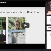 Deep Networks for Vision