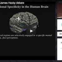 Nancy Kanwisher - James Haxby debate