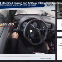 Convergence of machine learning and AI towards enabling autonomous driving