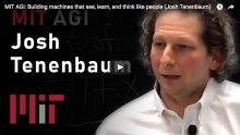 Josh Tenenbaum talks about how reverse-engineering the human mind and brain provides valuable insights into how we can create an AI that is able to model the world as flexibly and deeply as humans.