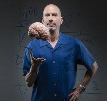 Photo of Prof. Earl Miller (PILM, MIT)