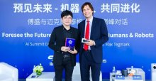 AI Dialogue between CEO of Cheetah Mobile and MIT professor Max Tegmark [Pandaily]