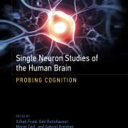 book cover with an illustration of a neuron lit up